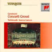 Geminiani: Concerti Grossi / Lamon, Tafelmusik