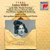 Verdi: Luisa Miller / Levine, Millo, Domingo, Quivar  et al