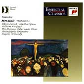 Handel: Messiah - Highlights / Ormandy, Farrell, Lipton