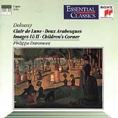 Debussy: Clair de Lune, etc / Philippe Entremont