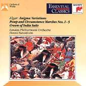 Elgar: Enigma Variations, Pomp and Circumstance / Barenboim