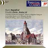 Bach: Magnificat;  Vivaldi: Gloria, Beatus Vir