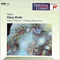Satie: Piano Works / Daniel Varsano, Philippe Entremont