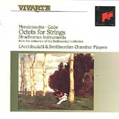 Mendelssohn, Gade: Octets for Strings / L'Archibudelli