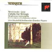 Mendelssohn, Gade: Octets for Strings / L'Archibudelli