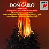 Verdi: Don Carlo / Levine, Sylvester, Millo, Ramey, Chernov