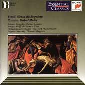 Verdi: Messa da Requiem;  Rossini: Stabat Mater / Ormandy