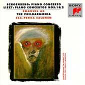 Schoenberg, Liszt: Piano concertos / Ax, Salonen