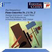 Rachmaninov: Piano Concertos 2 & 3 / Entremont, Watts