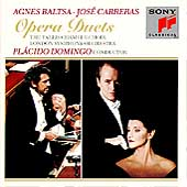 Opera Duets / Baltsa, Carreras, Domingo, London SO
