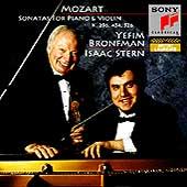 Mozart: Violin Sonatas K 296, 454 & 526 / Stern, Bronfman