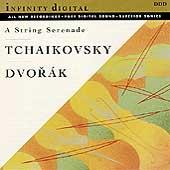 Dvorak, Tchaikovsky: String Serenades