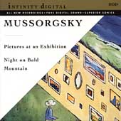 Mussorgsky: Pictures at an Exhibition, etc