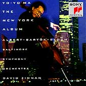The New York Album / Ma, Zinman, Baltimore SO