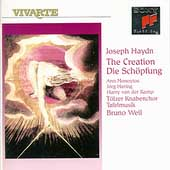 Haydn: The Creation / Bruno Weil, Tafelmusik