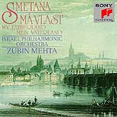 Smetana: Ma Vlast / Mehta, Israel Philharmonic Orchestra