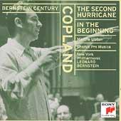 Bernstein Century - Copland: The Second Hurricane, etc