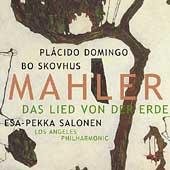 Mahler: Das Lied von der Erde / Domingo, Skovhus, Salonen