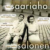 Saariaho: Chateau de l'ame, etc / Salonen, Upshaw, et al