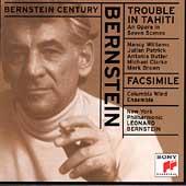 Bernstein Century - Bernstein: Trouble in Tahiti, Facsimile