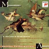Mussorgsky: Night on Bare Mountain, etc
