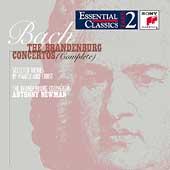 Take 2 - Bach: The Brandenburg Concertos / Anthony Newman
