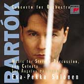 Bartok: Concerto for Orchestra / Salonen, Los Angeles PO