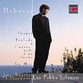 Debussy: Images, Prelude, La Mer / Salonen, Los Angeles PO