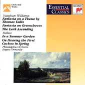 Vaughan Williams, Delius / Ormandy, Philadelphia Orchestra