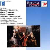 Haydn: Wind Concertos, etc / Johnson, Pierlot, Rampal