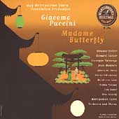 HERITAGE  Puccini: Madame Butterfly / Rudolf, Steber, Tucker