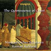 Quintessence of Chant / Ruhland, Niederaltaicher Scholaren