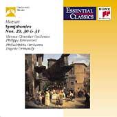 Mozart: Symphonies no 29, 30, 31 / Entremont, Ormandy, et al