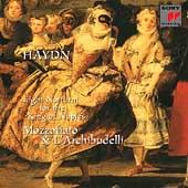 Haydn: Eight Notturni / Mazzafiato & L'Archibudelli