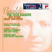 Take 2 - Vivaldi: The Four Seasons, etc / Zukerman, et al