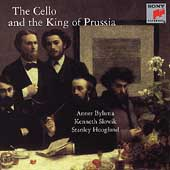 The Cello and the King of Prussia /Bylsma, Slowik, Hoogland