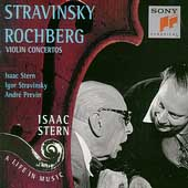 Isaac Stern - A Life In Music - Stravinsky, Rochberg
