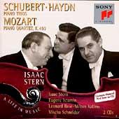 Isaac Stern - A Life In Music - Schubert, Haydn, Mozart