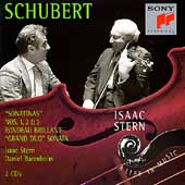 Isaac Stern - A Life in Music - Schubert: Sonatinas, etc