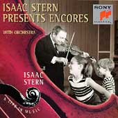 Isaac Stern - A Life in Music - Isaac Stern Presents Encores