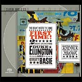 First Time! The Count Meets The Duke [Super Audio CD]