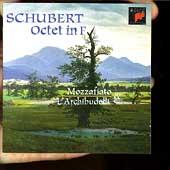 Schubert: Octet in F / Mozzafiato & L'Archibudelli