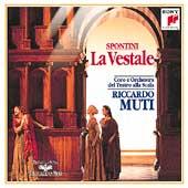 Spontini: La Vestale / Muti, La Scala Chorus and Orchestra