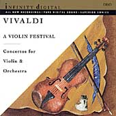 Vivaldi - A Violin Festival