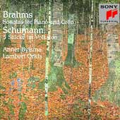 Brahms: Sonatas for Piano and Cello / Bylsma, Orkis