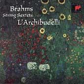 Brahms: String Sextets / Anner Bylsma, L'Archibudelli