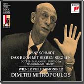 Schmidt: Das Buch mit sieben Siegeln / Mitropoulos