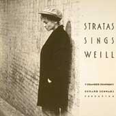 Stratas Sings Weill / Schwarz, New York Chamber Symphony