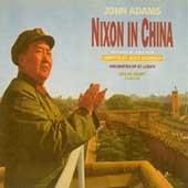 Adams: Nixon in China / Edo De Waart, Orchestra of St Luke's