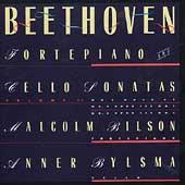 Beethoven: Fortepiano & Cello Sonatas Vol 2 / Bylsma, Bilson